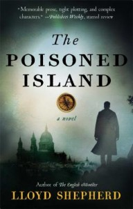 The Poisoned Island by Lloyd Shepherd